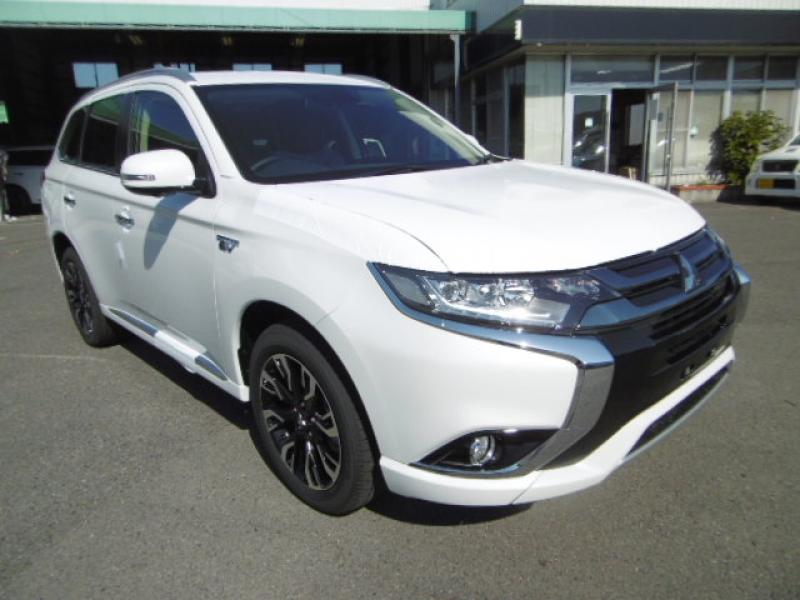 Used Japan Vehicle Details 2016 Mitsubishi OUTLANDER PHEV